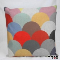 NEW Vintage Cotton Linen Cushion Cover Home Decor Decorative pillow 3 Shell
